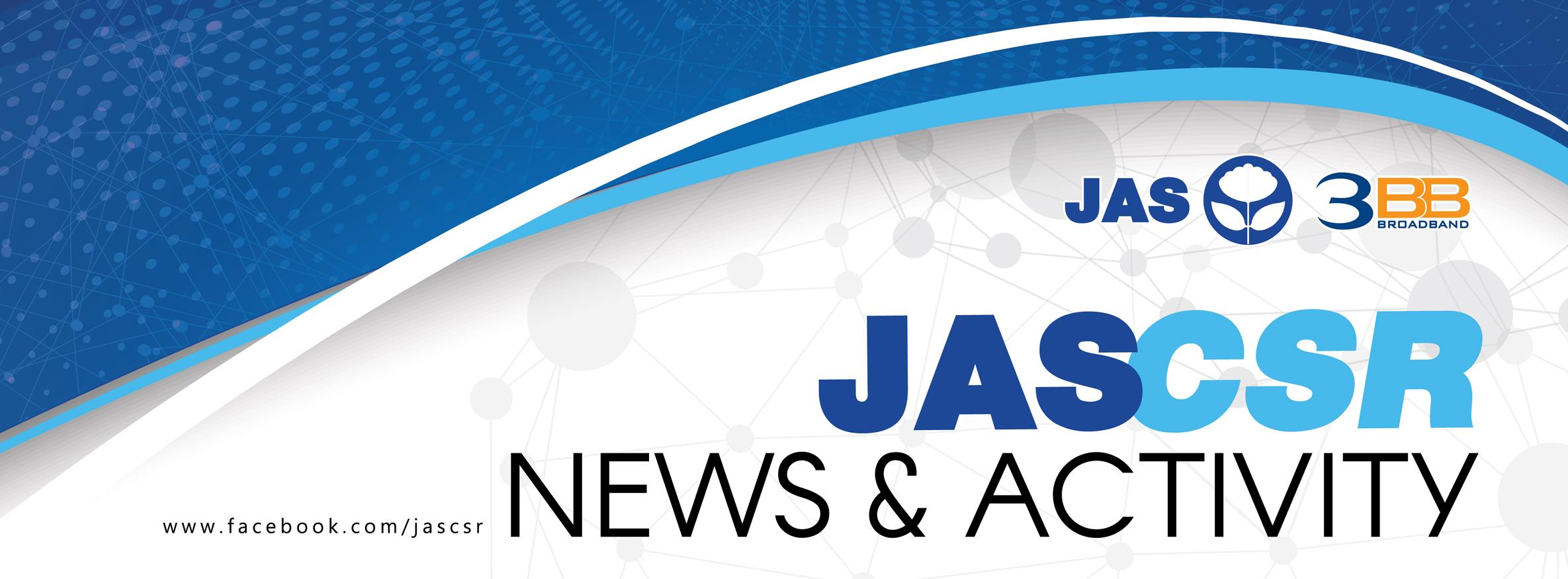 Jas CSR News & Activity